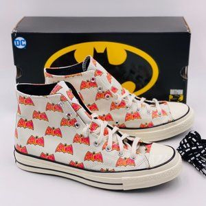 Converse & DC Batman Chuck 70 HI Egret
